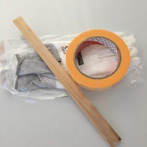 Basic schilderpakket Schilder met Span