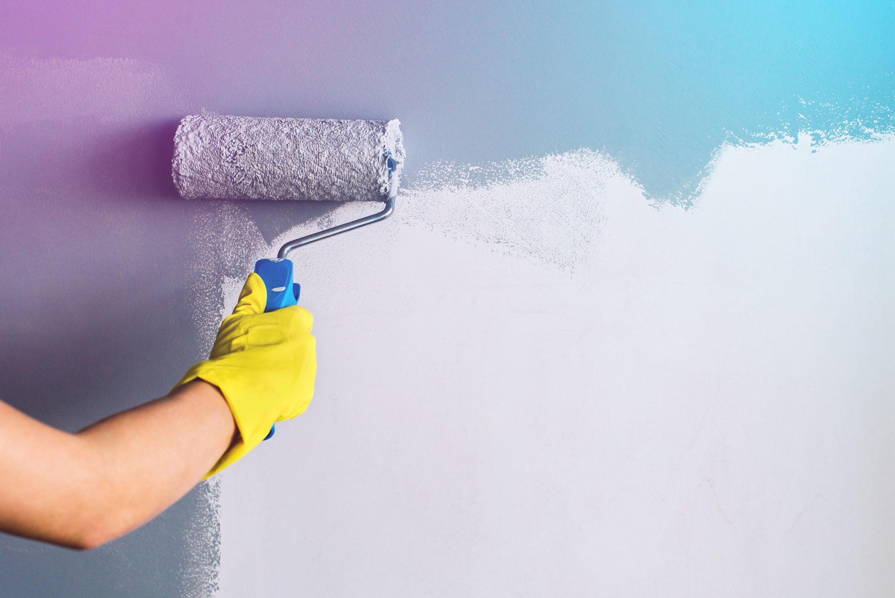 Stappenplan Muur schilderen