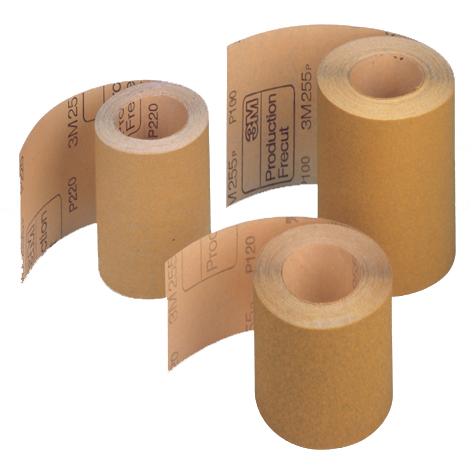 schuurpapier per meter